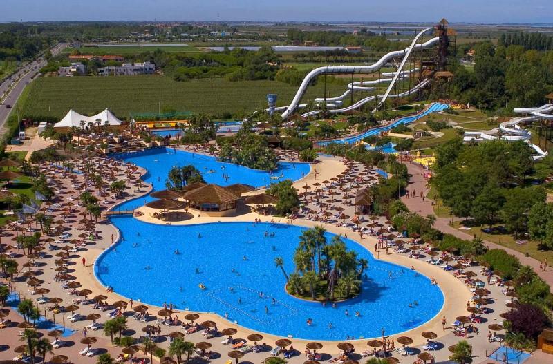 Испания аликанте аквапарк